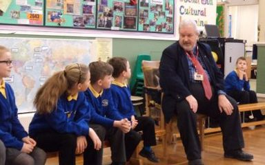 Local MP Answers Our Students'  Questions
