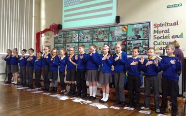 Year 5 Class Assembly March 2015