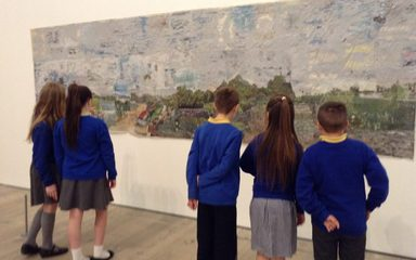 KS2 take a trip to the Baltic!