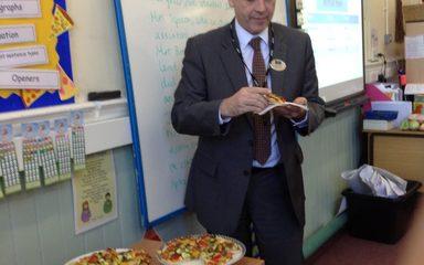 Pizza Tasting!