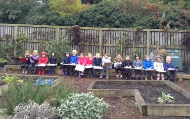 Fruits, Vegetables and Minibeasts!