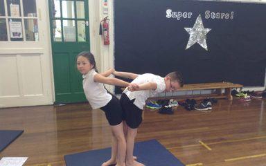 Sequences in Gymnastics.