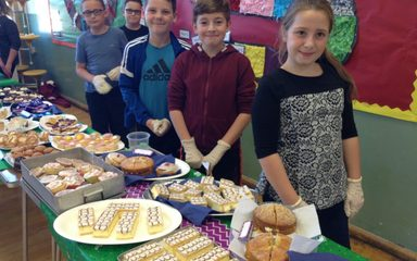 Macmillan Coffee afternoon!