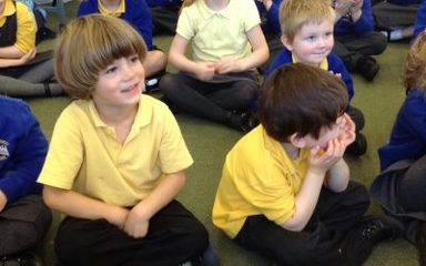 The first mystery reader of this year was …..