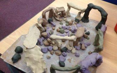 Building Stonehenge at Blaydon West!