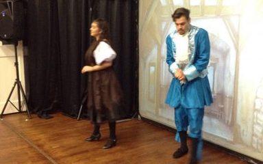 Cinderella comes to Blaydon West