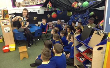 National Story Telling Week