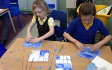 Seascapes in Year 4