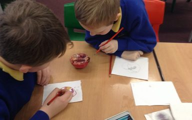 Year 4 Art Club