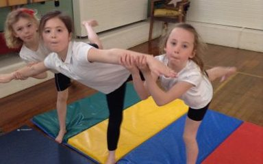 Gymnastic Routines
