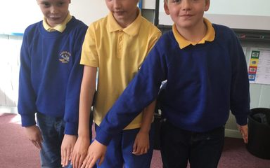 Year 4 – Who is the tallest and smallest?