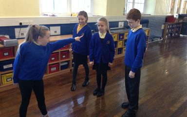 Macbeth freeze frames!