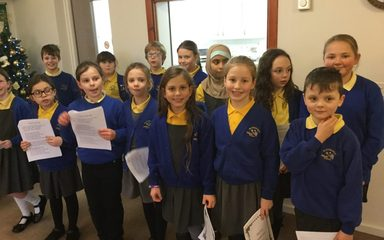 Blaydon West Christmas Choir