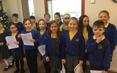 Blaydon West Christmas Choir