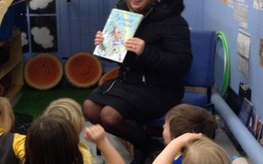 A winters story from mystery reader today.